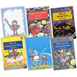 Hilda Offen Rita the Rescuer 6 Books Collection Pack Set RRP: �23.94 (Rita at Rushybrook Farm , Rita and the Haunted House, Rita in Rocky Park , Happy Christmas, Rita! , Rita and the Romans , Arise, Our Rita!)by Hilda Offen
