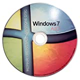 WINDOWS 7 32 & 64 bit DVD SP1, All Versions included. Starter, Home Basic, Home Premium, Professional, and Ultimate. Re-install Windows Factory Fresh! Recover, Repair, Re Install DVD/ROM or DVD
