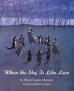 Cover of &quot;When the Sky is Like Lace&quot;