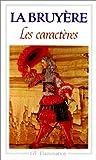 echange, troc Jean de La Bruyère - Les Caractères de Théophraste, traduits du grec