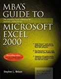img - for Mba's Guide to Microsoft Excel 2000: The Essential Excel Reference for Business Professionals book / textbook / text book