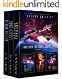 Fractured Era: Legacy Code Bundle (Books 1-3) (Fractured Era Series)