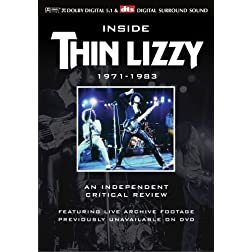Inside Thin Lizzy 1971-1983