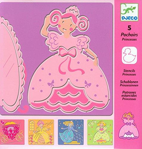 Princess Stencils - 1