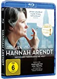 Hannah Arendt (Blu-Ray) [Import allemand]
