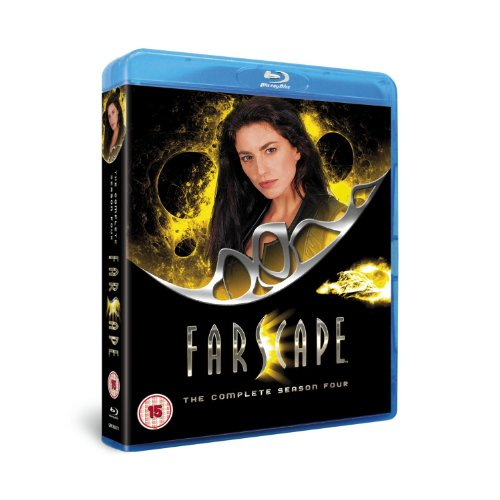 Sale alerts for  Farscape - The Complete Season 4 [Blu-ray] (Region Free) - Covvet