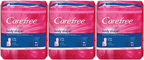 carefree-body-shape-long-unscented-42-count-pack-of-3