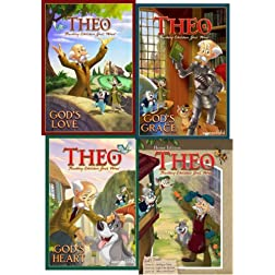 THEO 4-DVD Set