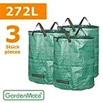 GardenMate� 3x sac de d�chets de jard...