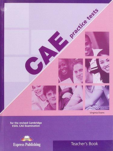 CAE Practice Tests 1 Teacher's Book
