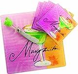 Manual 6-Piece Cheeseboard/Plates Gift Set, Margarita
