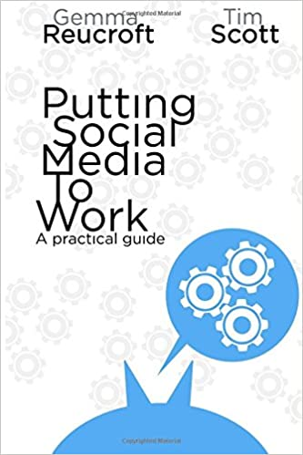 Putting Social Media to Work - cover