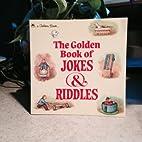 Golden Book of Jokes & Riddles by E. D.…