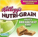 Kellogg's Nutri-Grain Breakfast Bars Apple (6x37g)