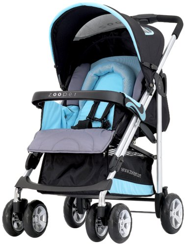 Zooper Waltz Stroller Sky Blue - Buy Zooper Waltz Stroller Sky Blue - Purchase Zooper Waltz Stroller Sky Blue (Baby Products, Categories, Strollers, Standard)