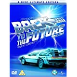 Back To The Future Trilogy [4 Disc Ultimate Edition] [DVD]by Michael J. Fox