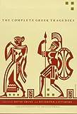 The Complete Greek Tragedies; 4 vol