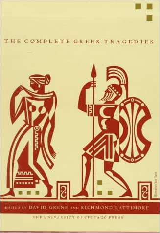 The Complete Greek Tragedies; 4 vol written by David Grene