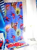 MARVEL 14-Piece The Ultimate Spiderman Bath Set