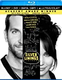 DVD - Silver Linings Playbook (Two-Disc Combo Pack: Blu-ray + DVD + Digital Copy + UltraViolet)