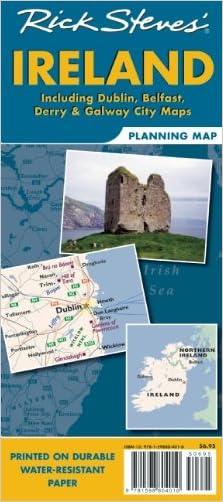 Rick Steves? Ireland Map