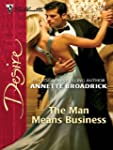 The Man Means Business (Silhouette De...