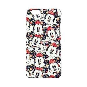 BLUEDIO Designer 3D Printed Back case cover for Apple Iphone 6/ 6s - G2357