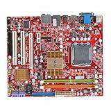 MSI G41TM-E43 LGA 775 Intel G41 Micro ATX Intel Motherboard – Retail