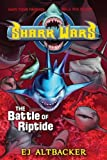 img - for Shark Wars #2: The Battle of Riptide book / textbook / text book