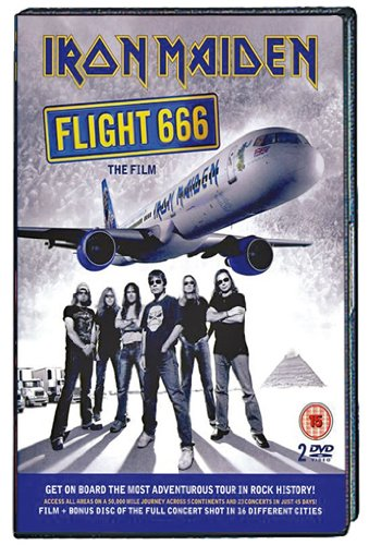 Flight 666: The Film [DVD] [2009]
