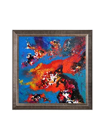 Sanjay Punekar Beauty Of Nature III Framed Canvas Print