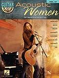 Guitar Play Along Volume 87 Acoustic Women Guitar Book/Cd (Hal Leonard Guitar Play-Along)