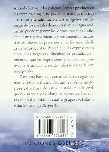 ORÁCULO DE LOS CRISTALES DE AGUA (Spanish Edition)