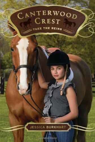 Take The Reins (Canterwood Crest #1) front-736635
