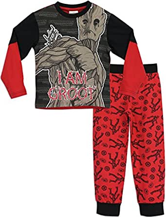 Marvel Boys' Guardians of the Galaxy Pajamas