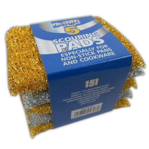 duzzit-5-x-tampon-a-recurer-metallique-pour-poeles-anti-adhesives