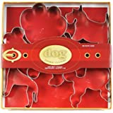 Fox Run 36011 Dogs Cookie Cutter Set