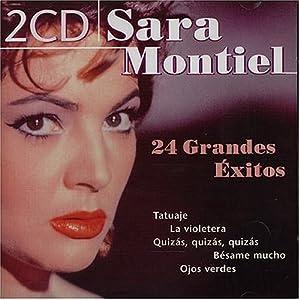 Sara Montiel - 24 Grandes Exitos - Amazon.com Music