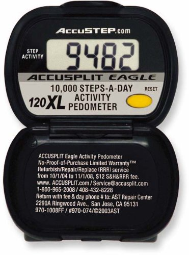 Cheap ACCUSPLIT 120XL Pedometer (B008CLG4IG)