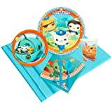 The Octonauts Just Because Party Pack for 8