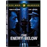 The Enemy Below ~ Robert Mitchum