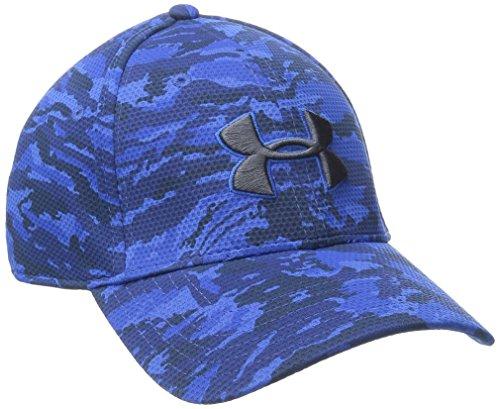 under-armour-casquette-de-fitness-pour-homme-avec-imprime-bleu-bleu-l-xl