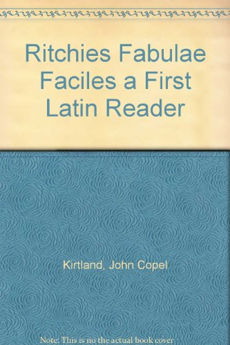 ritchies-fabulae-faciles-a-first-latin-reader