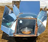 img - for Sun Solar Cooking: How to Solar Cook like a Professional using Fail-Proof, Guaranteed Solar Cooking Strategies book / textbook / text book