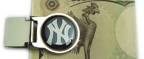 ニューヨーク・ヤンキース MLB マネークリップ