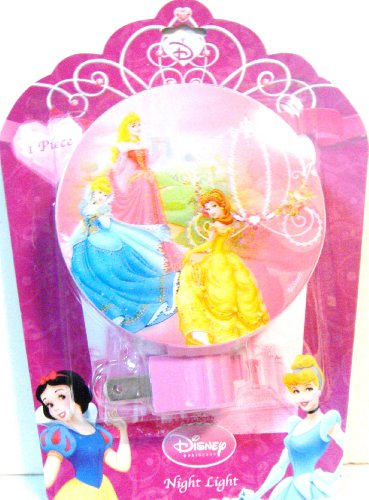 Disney Princess Night Light Cinderella (B) front-190177