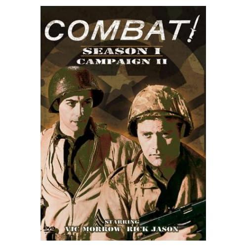 Amazon.com: Combat - Season 1, Campaign 2: Rick Jason, Vic Morrow