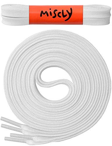 Flat Shoelaces [3 Pairs] 5/16