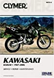 img - for Kawasaki Klr650 1987-2006: Service, Repair, Maintenance (Clymer Motorcycle Repair) book / textbook / text book