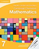 img - for Cambridge Checkpoint Mathematics Coursebook 7 (Cambridge International Examinations) book / textbook / text book